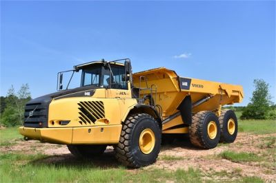 USED 2009 VOLVO A40E OFF HIGHWAY TRUCK EQUIPMENT #1691-2