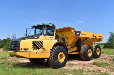 USED 2009 VOLVO A40E OFF HIGHWAY TRUCK EQUIPMENT #1691-3