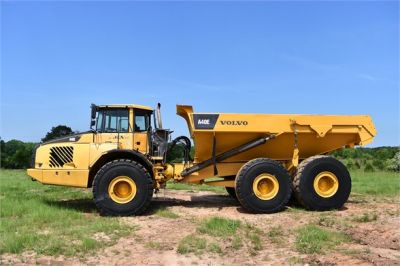 USED 2009 VOLVO A40E OFF HIGHWAY TRUCK EQUIPMENT #1691-4