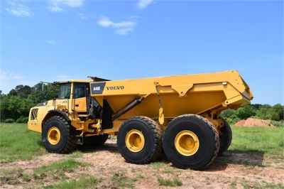 USED 2009 VOLVO A40E OFF HIGHWAY TRUCK EQUIPMENT #1691-5