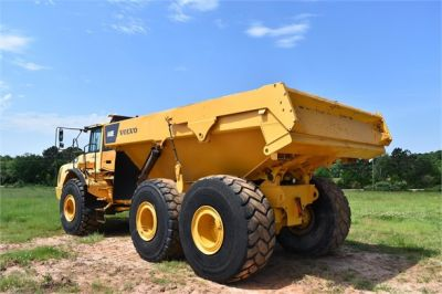 USED 2009 VOLVO A40E OFF HIGHWAY TRUCK EQUIPMENT #1691-6