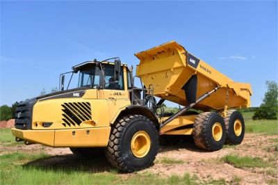 USED 2009 VOLVO A40E OFF HIGHWAY TRUCK EQUIPMENT #1691-7