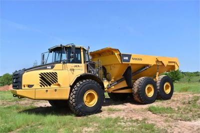 USED 2009 VOLVO A40E OFF HIGHWAY TRUCK EQUIPMENT #1691-9