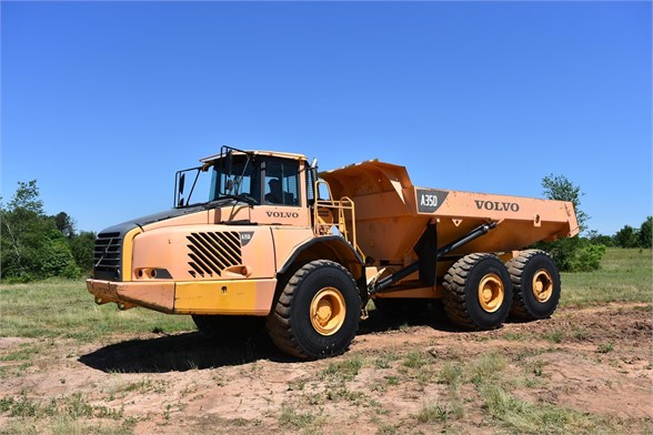 USED 2006 VOLVO A35D OFF HIGHWAY TRUCK EQUIPMENT #1692