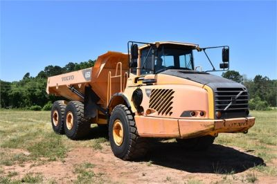 USED 2006 VOLVO A35D OFF HIGHWAY TRUCK EQUIPMENT #1692-10