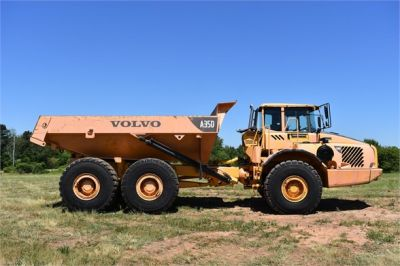 USED 2006 VOLVO A35D OFF HIGHWAY TRUCK EQUIPMENT #1692-11
