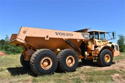 USED 2006 VOLVO A35D OFF HIGHWAY TRUCK EQUIPMENT #1692-13