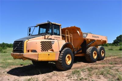 USED 2006 VOLVO A35D OFF HIGHWAY TRUCK EQUIPMENT #1692-2