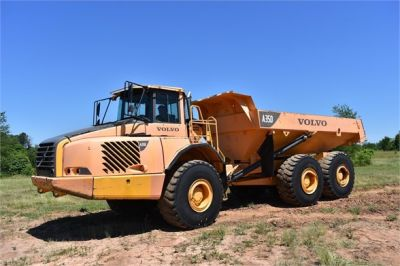 USED 2006 VOLVO A35D OFF HIGHWAY TRUCK EQUIPMENT #1692-3