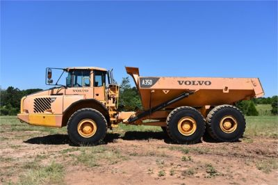 USED 2006 VOLVO A35D OFF HIGHWAY TRUCK EQUIPMENT #1692-5