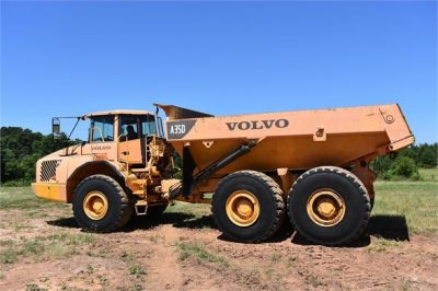 USED 2006 VOLVO A35D OFF HIGHWAY TRUCK EQUIPMENT #1692-6