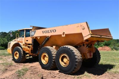 USED 2006 VOLVO A35D OFF HIGHWAY TRUCK EQUIPMENT #1692-7