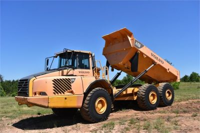 USED 2006 VOLVO A35D OFF HIGHWAY TRUCK EQUIPMENT #1692-8