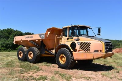 USED 2006 VOLVO A35D OFF HIGHWAY TRUCK EQUIPMENT #1692-9