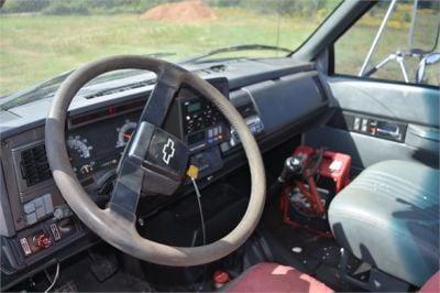 USED 1999 CHEVROLET KODIAK C6500 SERVICE - UTILITY TRUCK #1694-19