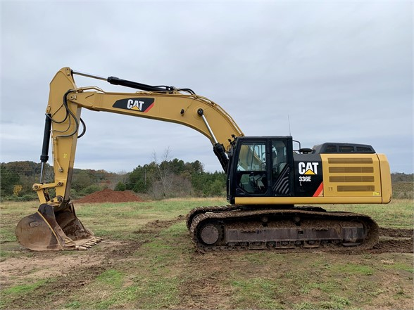 USED 2013 CATERPILLAR 336EL EXCAVATOR EQUIPMENT #1699