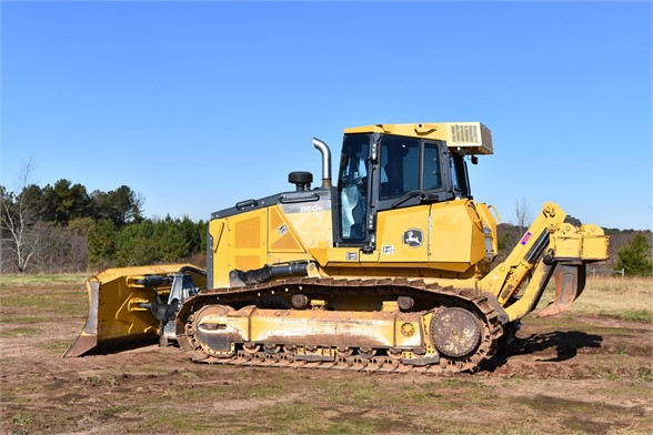 USED 2015 DEERE 850K WLT DOZER EQUIPMENT #1709