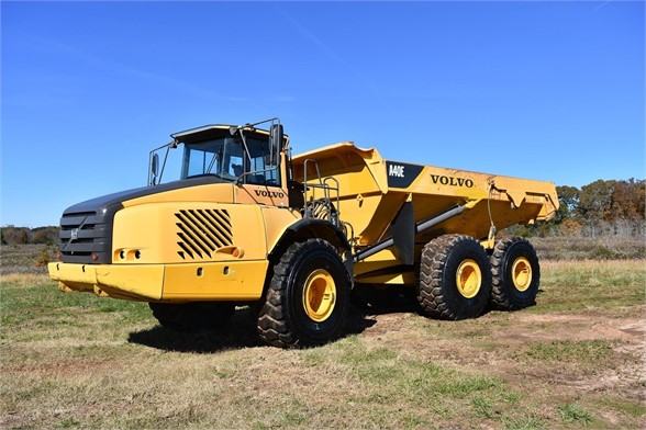 USED 2010 VOLVO A40E OFF HIGHWAY TRUCK EQUIPMENT #1715