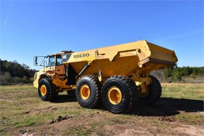 USED 2010 VOLVO A40E OFF HIGHWAY TRUCK EQUIPMENT #1715-10