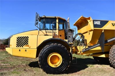 USED 2010 VOLVO A40E OFF HIGHWAY TRUCK EQUIPMENT #1715-13