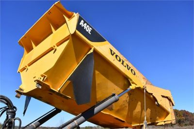 USED 2010 VOLVO A40E OFF HIGHWAY TRUCK EQUIPMENT #1715-14