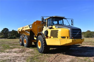 USED 2010 VOLVO A40E OFF HIGHWAY TRUCK EQUIPMENT #1715-16