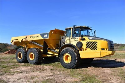 USED 2010 VOLVO A40E OFF HIGHWAY TRUCK EQUIPMENT #1715-17
