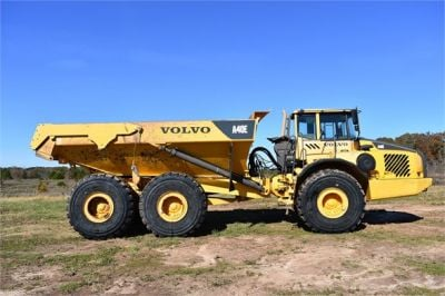 USED 2010 VOLVO A40E OFF HIGHWAY TRUCK EQUIPMENT #1715-18
