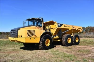 USED 2010 VOLVO A40E OFF HIGHWAY TRUCK EQUIPMENT #1715-2