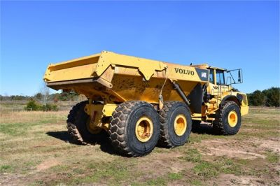 USED 2010 VOLVO A40E OFF HIGHWAY TRUCK EQUIPMENT #1715-20