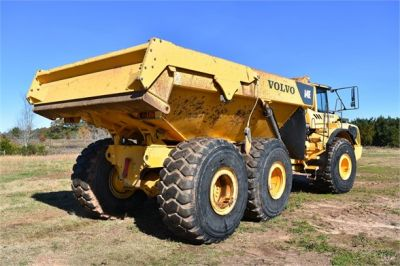 USED 2010 VOLVO A40E OFF HIGHWAY TRUCK EQUIPMENT #1715-22