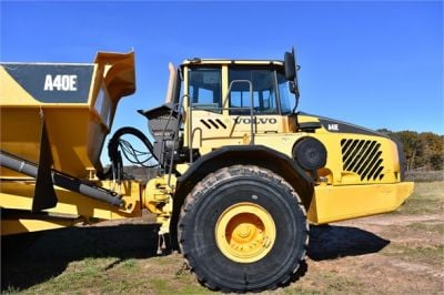 USED 2010 VOLVO A40E OFF HIGHWAY TRUCK EQUIPMENT #1715-23