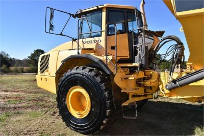 USED 2010 VOLVO A40E OFF HIGHWAY TRUCK EQUIPMENT #1715-24