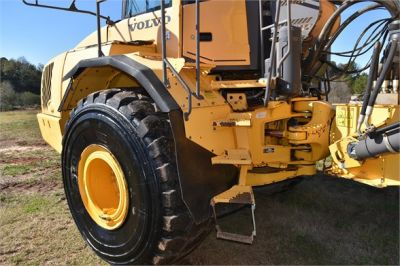 USED 2010 VOLVO A40E OFF HIGHWAY TRUCK EQUIPMENT #1715-25