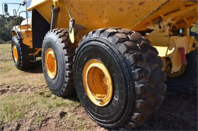 USED 2010 VOLVO A40E OFF HIGHWAY TRUCK EQUIPMENT #1715-26