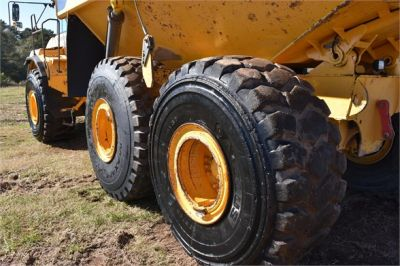 USED 2010 VOLVO A40E OFF HIGHWAY TRUCK EQUIPMENT #1715-28