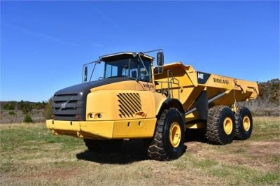USED 2010 VOLVO A40E OFF HIGHWAY TRUCK EQUIPMENT #1715-3