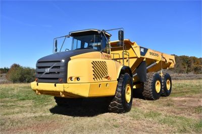 USED 2010 VOLVO A40E OFF HIGHWAY TRUCK EQUIPMENT #1715-4
