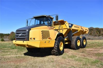 USED 2010 VOLVO A40E OFF HIGHWAY TRUCK EQUIPMENT #1715-5