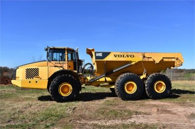 USED 2010 VOLVO A40E OFF HIGHWAY TRUCK EQUIPMENT #1715-6