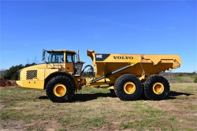 USED 2010 VOLVO A40E OFF HIGHWAY TRUCK EQUIPMENT #1715-8