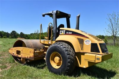 USED 2004 CATERPILLAR CS-563E COMPACTOR EQUIPMENT #1719-2