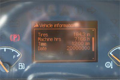 USED 2009 VOLVO L70F WHEEL LOADER EQUIPMENT #1727-35