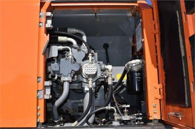 USED 2015 HITACHI ZX470 LC-5B EXCAVATOR EQUIPMENT #1740-20