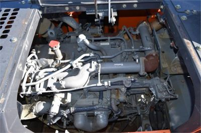 USED 2015 HITACHI ZX470 LC-5B EXCAVATOR EQUIPMENT #1740-35