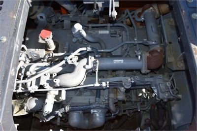 USED 2015 HITACHI ZX470 LC-5B EXCAVATOR EQUIPMENT #1740-37