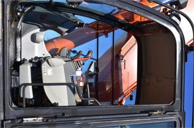 USED 2015 HITACHI ZX470 LC-5B EXCAVATOR EQUIPMENT #1740-38
