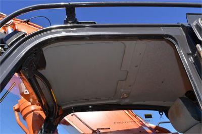 USED 2015 HITACHI ZX470 LC-5B EXCAVATOR EQUIPMENT #1740-40