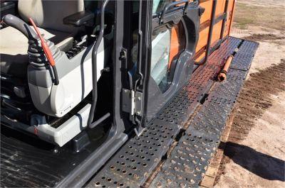 USED 2015 HITACHI ZX470 LC-5B EXCAVATOR EQUIPMENT #1740-41