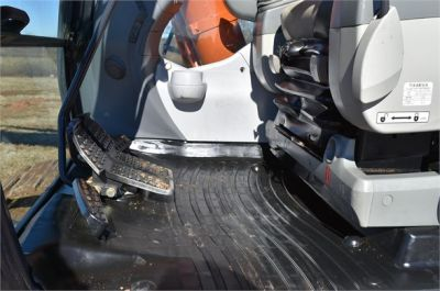 USED 2015 HITACHI ZX470 LC-5B EXCAVATOR EQUIPMENT #1740-43
